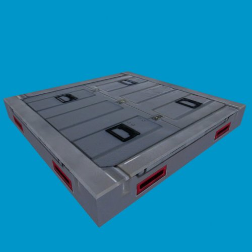 ncrate pallet
