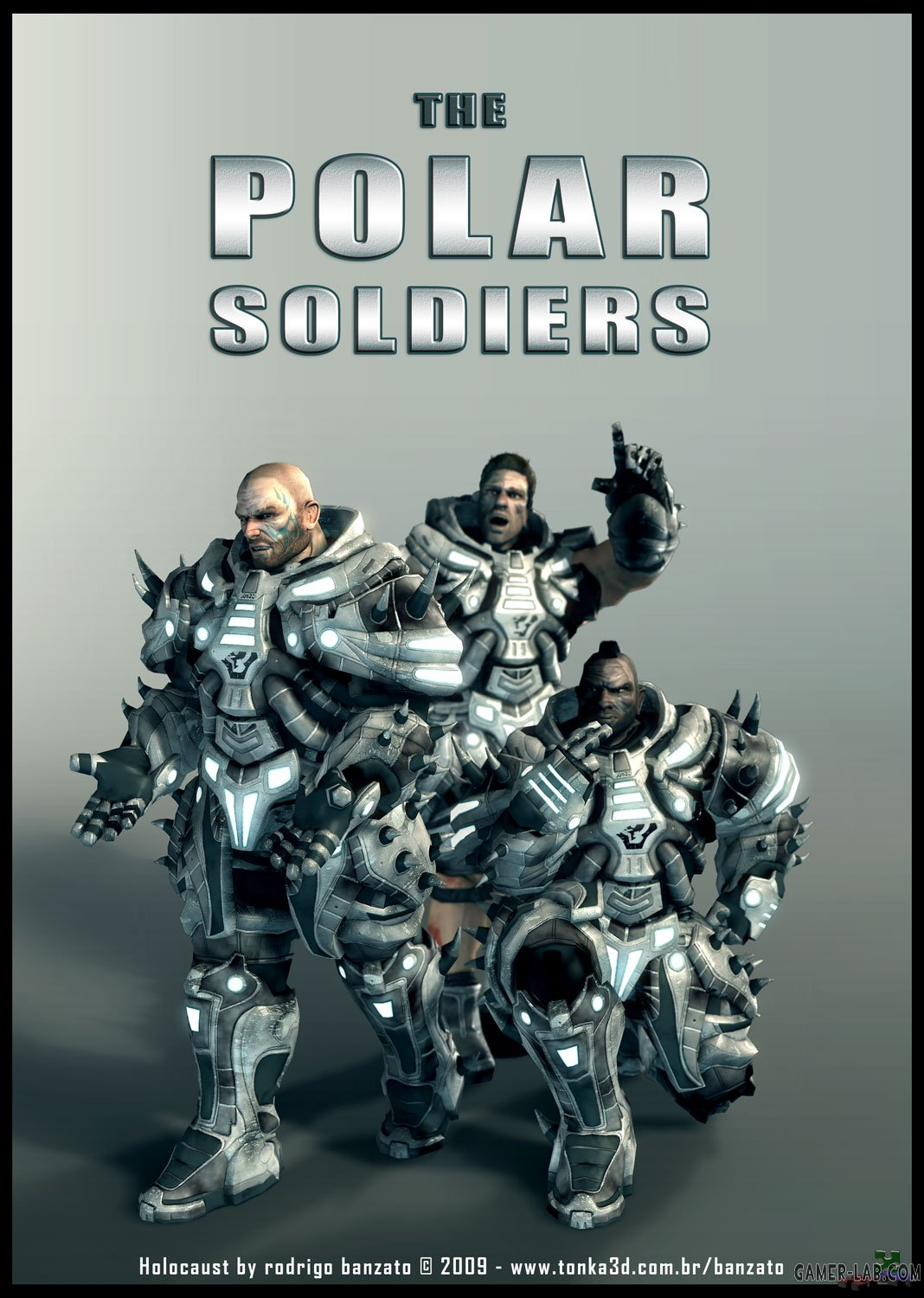 Holocaust - Polar and Dumon Soldier
