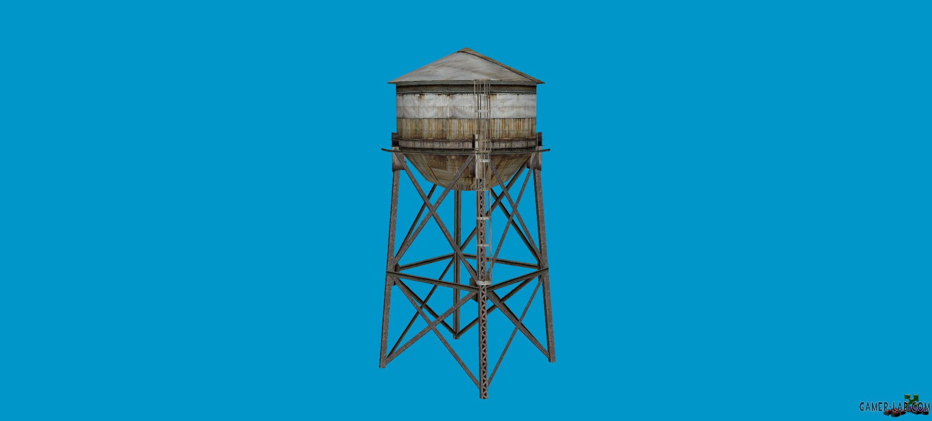 prop watertowerskybox