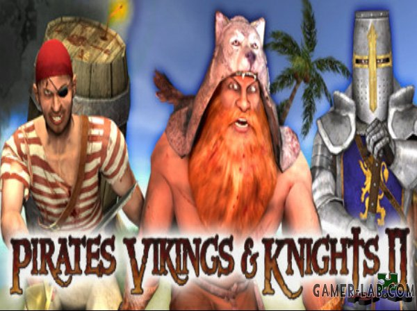 Pirates, Vikings, and Knights II