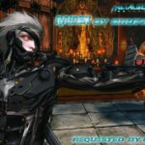 Lars - Raiden From Metal Gear Rising Revengeance