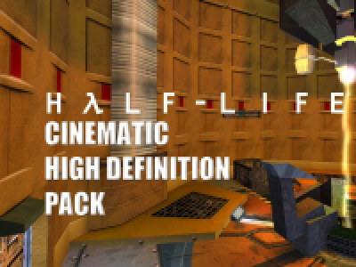 Half-Life: Source Cinematic HD Pack