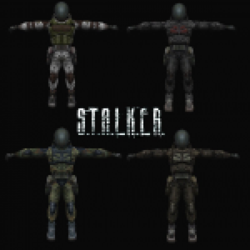 S.T.A.L.K.E.R. SEVA Suits Pack