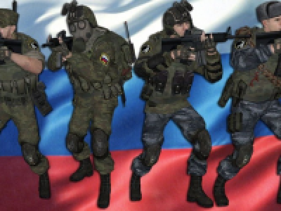 Russian Spetsnaz CT Pack