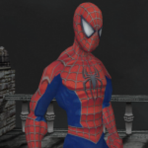 Spider-Man from Movie