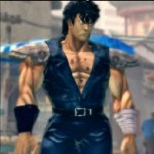 Fei Long -- Kenshiro