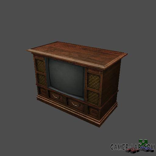 television_console01