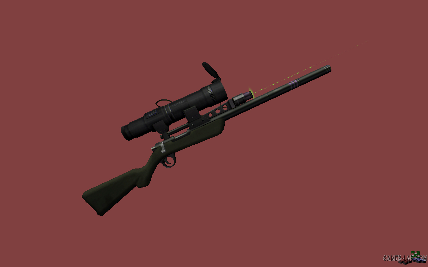 TF2 Sniper Rifle