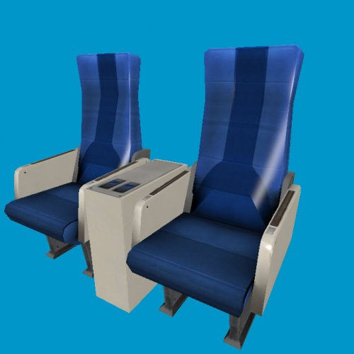 trainseat double