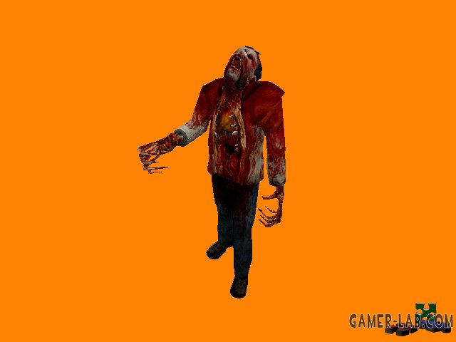 HL2 Zombie source uncrab DM