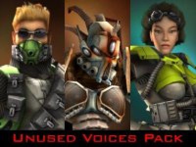 UT2k4 Unused Voices