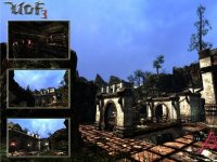 The Unreal Old Friends Deathmatch & Extended Gameplay Map Pack
