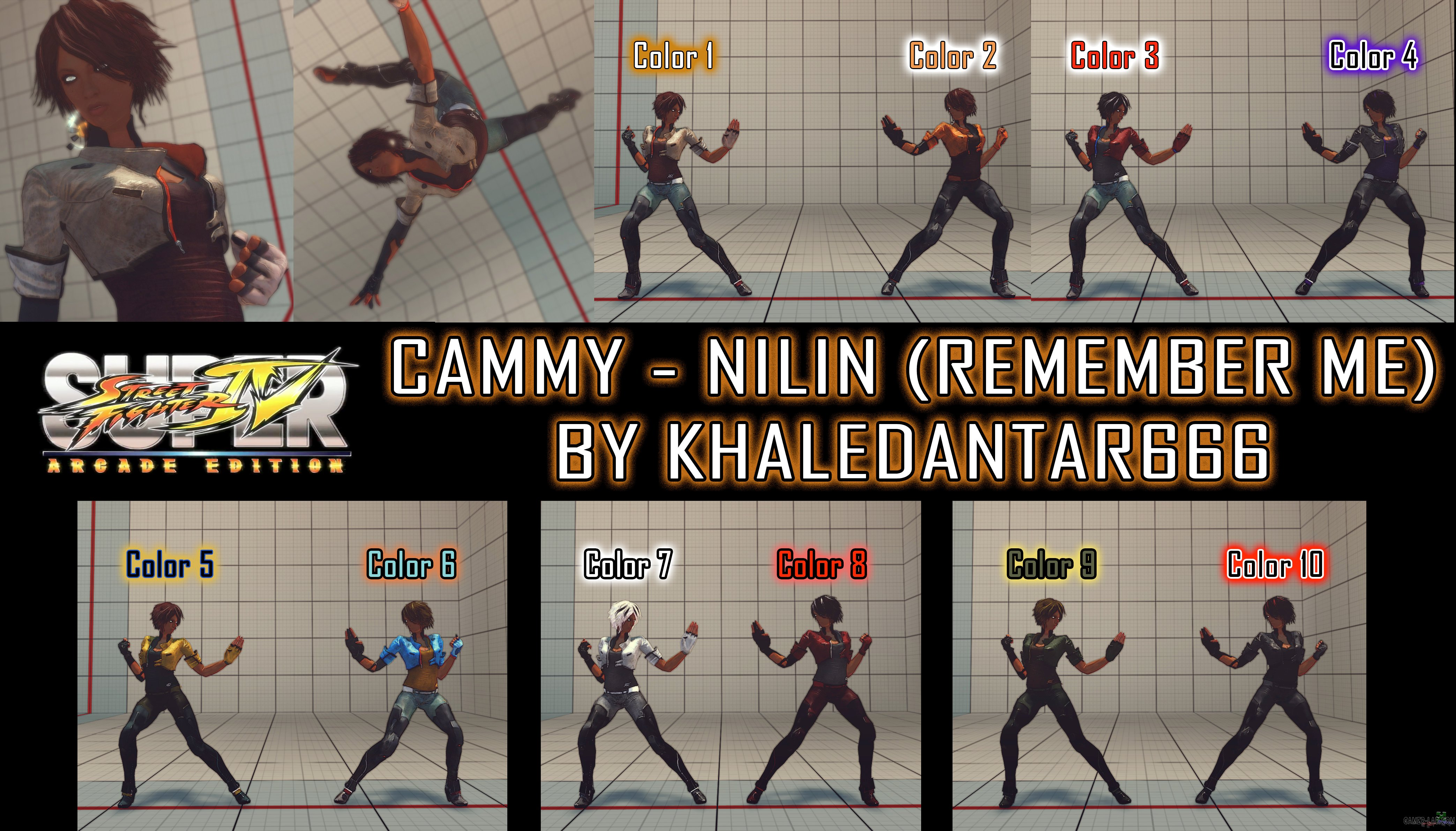 Cammy - Nilin (Remember Me)