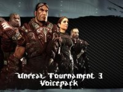 UT3 Voice Pack for UT2004