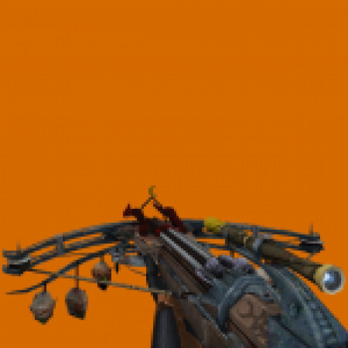 Painkiller crossbow