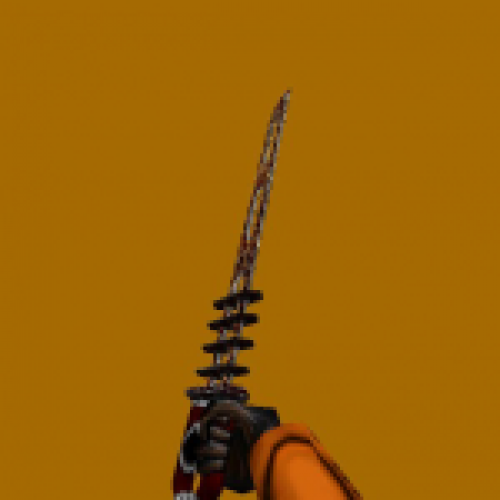 Red Long Sword (v_model only)