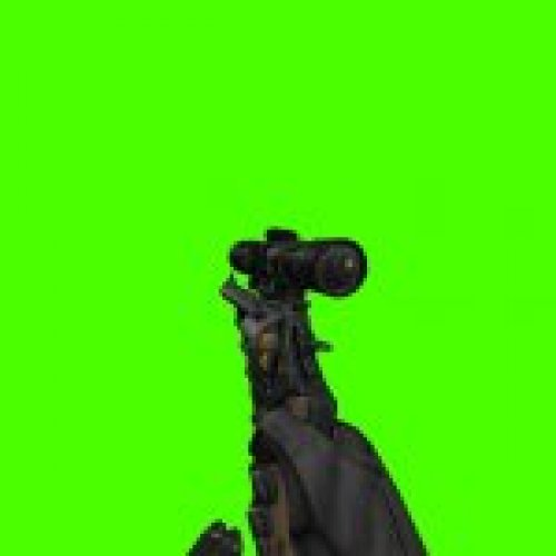 Fallout 3 - Smith-Wesson .44 optic