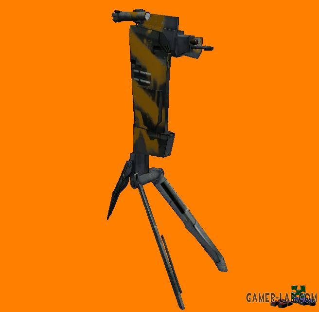 HL2 turret citizen