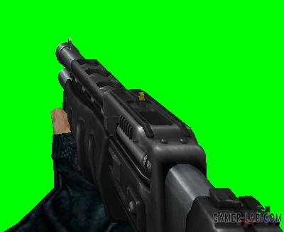 HL HD Shotgun OF