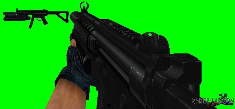 MP5 Stock OF + texture