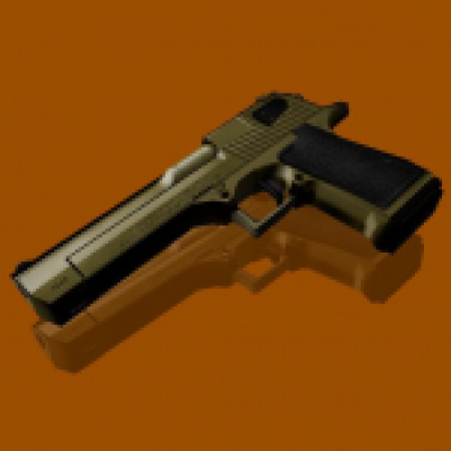 Desert Eagle Gold