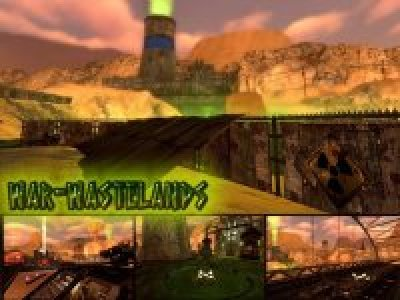WAR-Wastelands