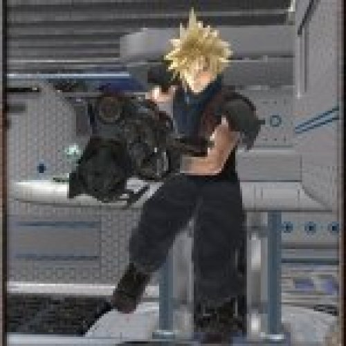 Cloud and Zack V2
