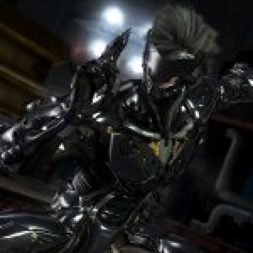 Hayabusa as Raiden