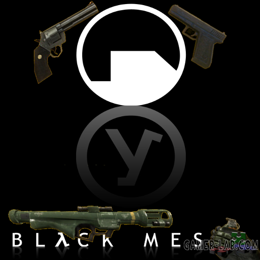 BMS Beta Guns Pack