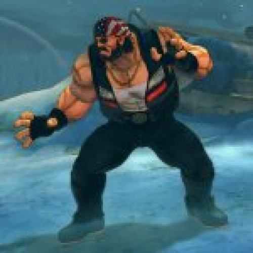 Zangief -- Bass