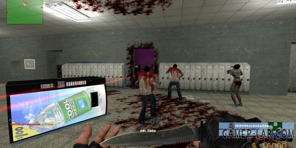 Zombie Mod Possibly To Be Included in CSGO