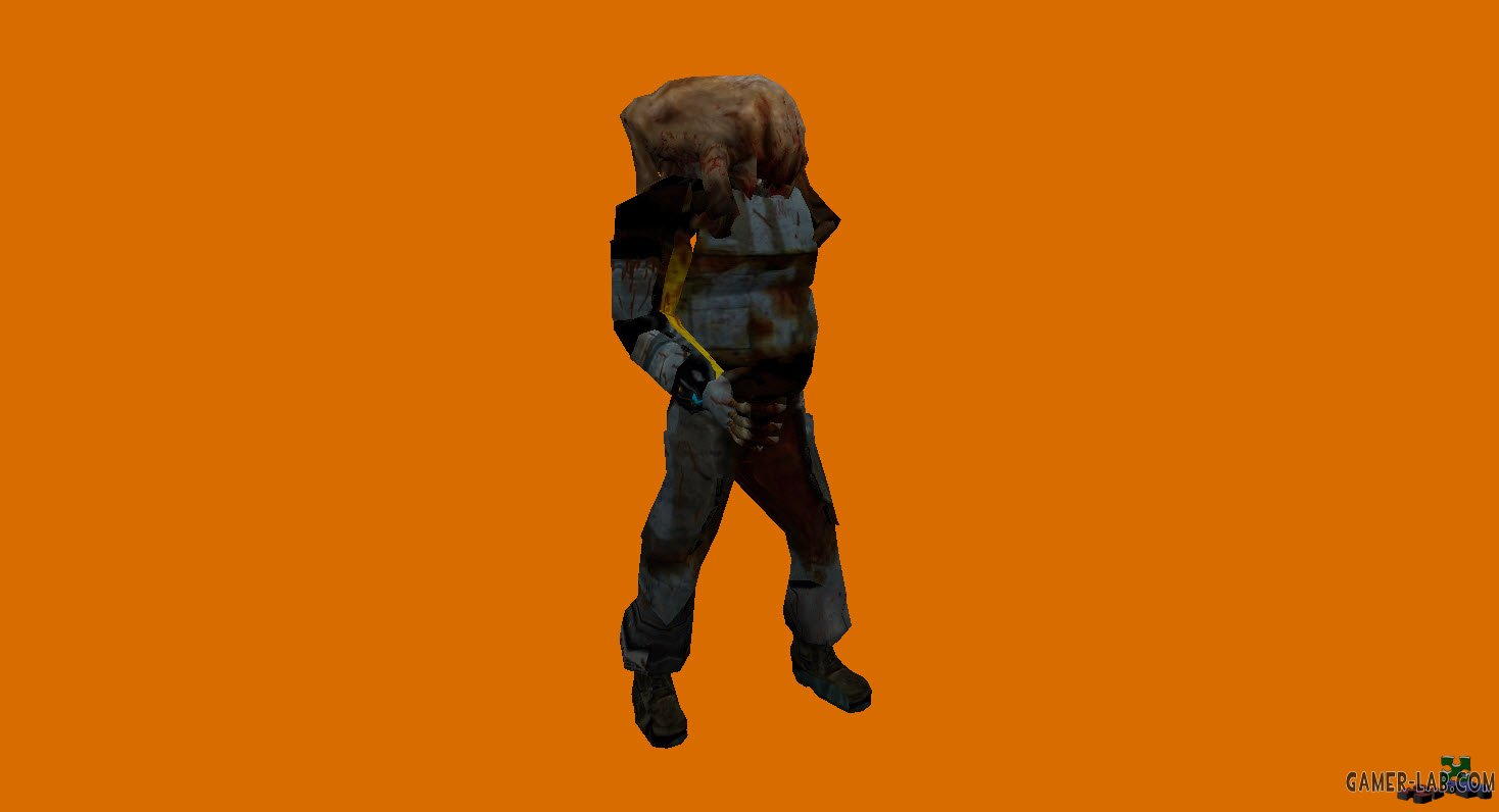 HL2 Beta Zombine prisonguard