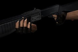 SPAS-12 Dark Hunter