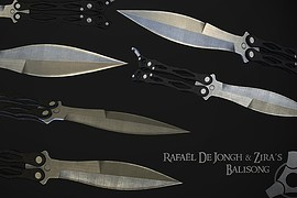 ImBrokeRU's Paincake Knife