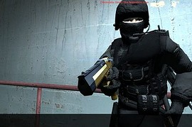 HighRes Black Ops SAS Team