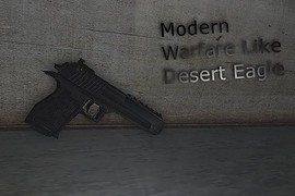 Modern Warfare Like Desert Eagle