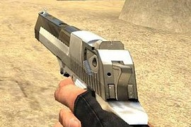Two Tone Wannabe's Deagle