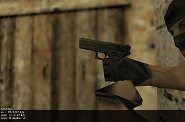 Glock 18C (Sleeve s and S.W.A.T.4 like anims)