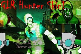 Gir Hunter Skin pack