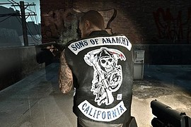 Sons of Anarchy Francis