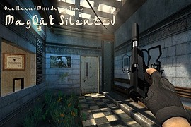 One Handed M1911 Animations
