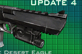 UPDATE 4 MW2-like Desert Eagle