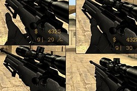 Black Hunter Awp