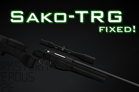 Sako-TRG for scout UPDATE