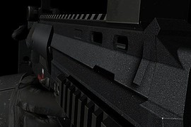 HK MP7  Animation