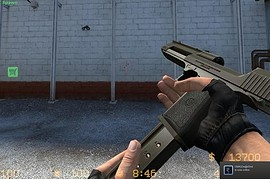 Deagle Animations