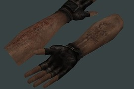 Post-apoc hands