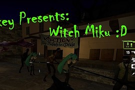 Witch Miku Skin