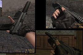 Tactical USP on some Old School Animations