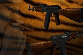 Twinke Masta AK-74 for AUG